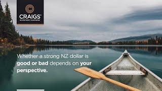 NZ dollar flying high again