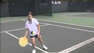 Hand Tennis - set of 2 video