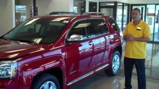preview picture of video '2013 GMC Terrain Denali Nathan Maslanka walk around Cutter BUICK GMC Waipahu'