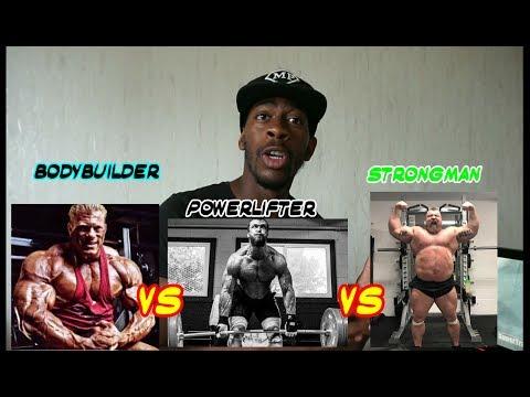 Le bodybuilding tv