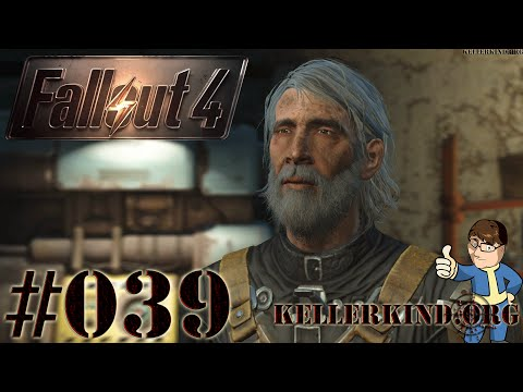 Fallout 4 [HD|60FPS] #039 - Der Paladin ★ Let's Play Fallout 4