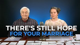 Marriage Saved EVEN AFTER A Divorce Was Filed!