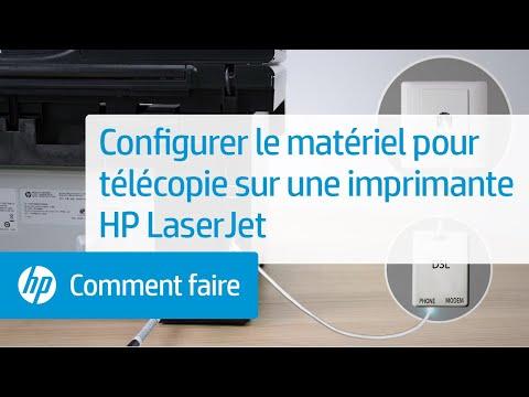 comment declarer une imprimante en wifi
