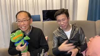 20191209 鄭若驊疑跳船被夾上北京 政治前途玩完