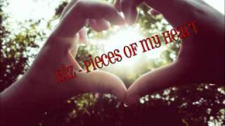 Riz - Pieces of my heart [with lyrics]