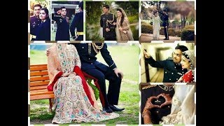 Pakistan Armed Forces Couples
