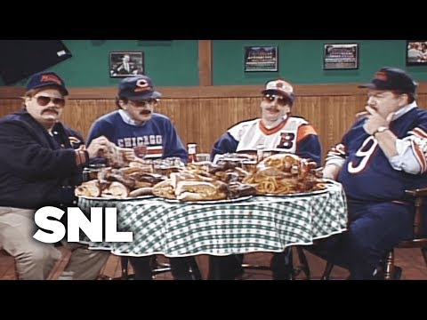 Bill Swerski's Super Fans: Thanksgiving - Saturday Night Live