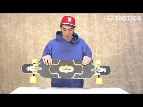 Loaded Tan Tien 39 Inch Complete Longboard Review – Tactics.com