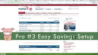 Capital One 360 PROS and CONS | Checking & Savings Account Review