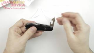 Victorinox Spartan Black (1.3603.3) - відео 3