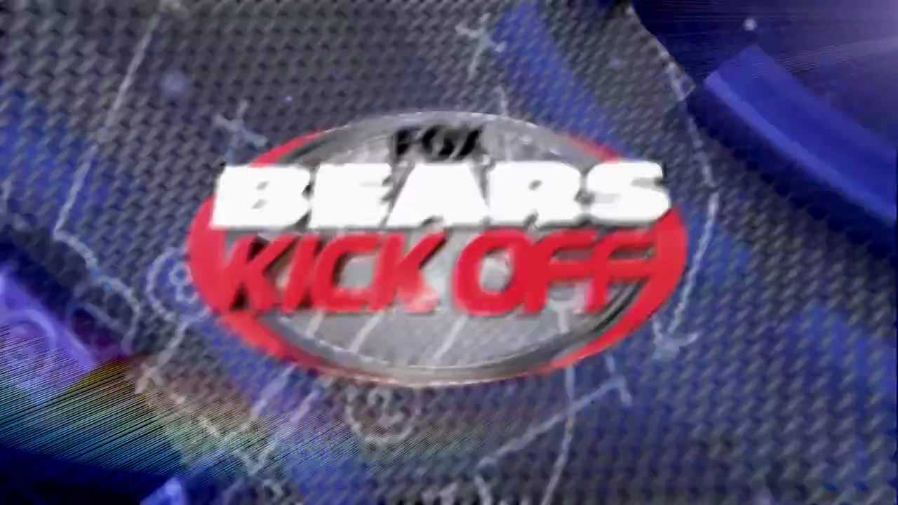 Fox Chicago Bears Kickoff Live