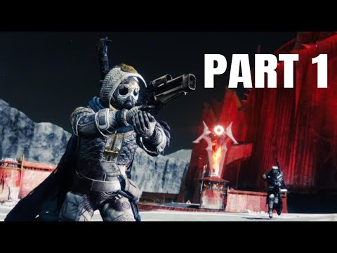 DESTINY 2: SHADOWKEEP Gameplay Walkthrough Part 1 (No Commentary) PC 1080p 60FPS