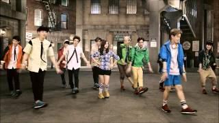 Exo - XOXO dance mirror