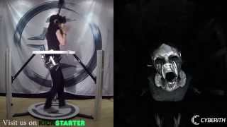 Virtual Reality Horror Game Affected with the Cyberith Virtualizer and the Oculus Rift