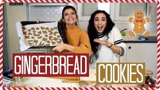 Φτιάχνουμε Gingerbread Cookies | Katerinaop22