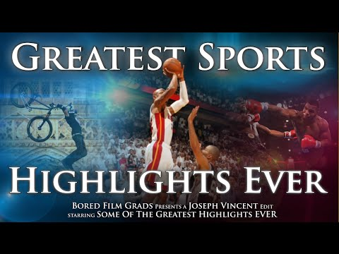 Greatest Sports Highlights Ever – Volume 3