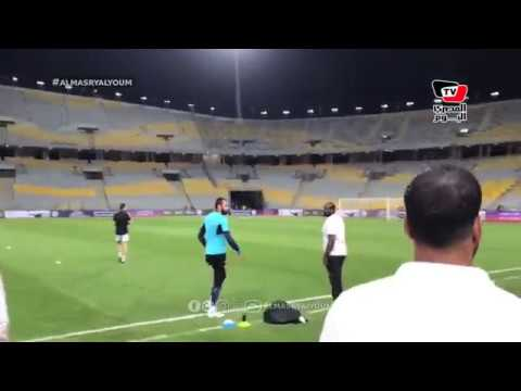 جنش وطارق حامد يتلقيان النصيب الأكبر من هتافات جماهير الزمالك قبل مباراة الاتحاد السكندري