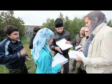 Un preot rus şi-a modificat autobuzul în biserică misionară