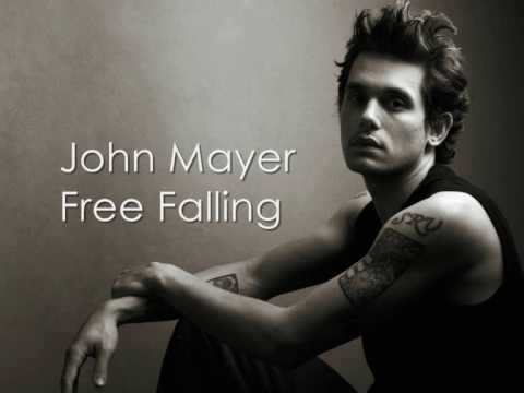 John Mayer - Free Falling - With Lyrics Mp3