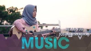 Iqbaal Ramadhan - Hello You (Cover by Cloudrun Music)