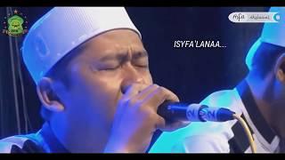 Gambar cover BABUL MUSTHOFA RINDU RASULULLAH Isfya'lana Ya Rasulullah - Full Lirik | MFA Sholawat Channel