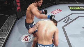 UFC 194 Matchup - Chris Weidman vs Luke Rockhold | UFC EA Sports Gameplay