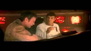Famous exchange between Spock & Leonard McCoy