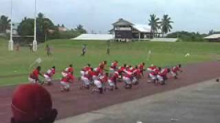 preview picture of video 'Tonga - Rugby Sipitau -War Dance ( Haka)'