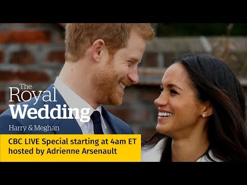 WATCH: The Royal Wedding in full: Harry & Meghan | CBC Special