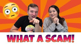 NAME BRAND vs GENERIC FOOD CHALLENGE!! Which one is BETTER? YouTube Couple Challenge!