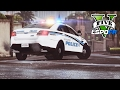 GTA 5 - LSPDFR Ep210 - Horrible Drivers in the Rain!!