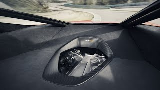 [오피셜] McLaren Tech Club - Episode 19 - Visible engine bay of 765LT