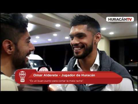 ¡Nuevo Huracán TV! El Globo visitó a Emelec en Ecuador