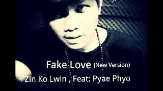 "Video thumbnail of ""Fake LoveNew Version"""
