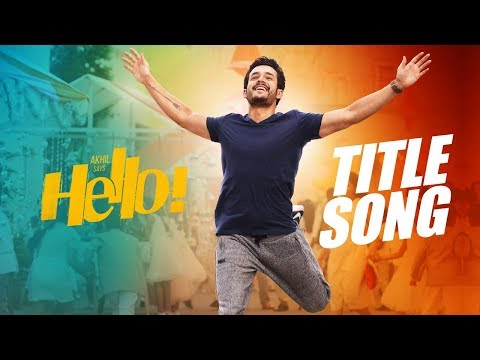 HELLO Movie  Title Song Trailer
