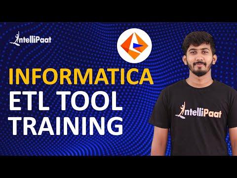 Informatica ETL Tool | Informatica Training | Intellipaat - YouTube