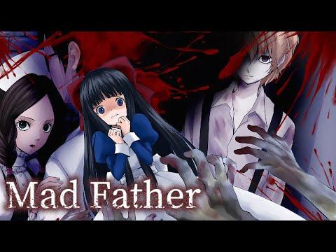 經典恐怖解密遊戲《狂父 重製版》