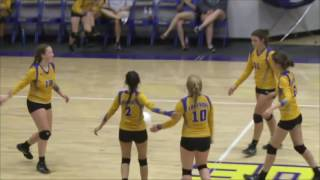 Lakeside JV Volleyball vs Ft Lake LIVE | September 27th