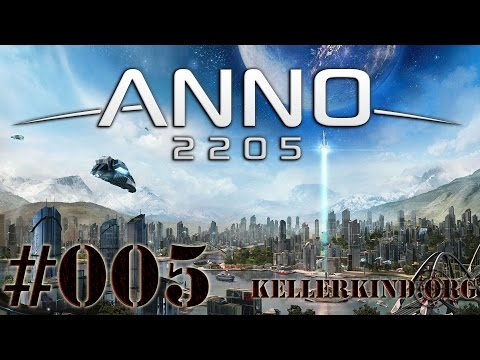 ANNO 2205 [HD|60FPS] #005 – Erfolgreiche Intervention ★ Let's Play ANNO 2205