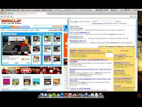 ChromeSplits, dividere la finestra del browser in un numero illimitato di sezioni