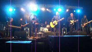 Jon Langfords Men of Gwent - Drone Operator (live at Green Man Festival 2013)