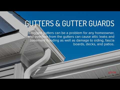 Gutters Play a Crucial Role in Maintaining Our Homes
