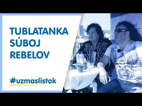 SÚBOJ REBELOV TOUR 2018 - Tublatanka   Citron  30820182930