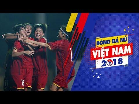 U19 nữ Việt Nam có chiến thắng đầu tiên tại VL U19 nữ Châu Á 2019