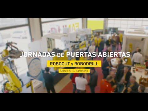 Jornadas de puertas abiertas en FANUC Barcelona