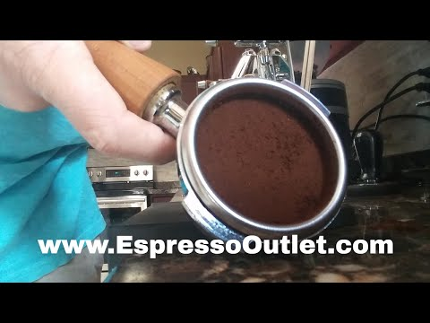 How To Tamp Coffee for Making Espresso - Tamping Coffee Techniques Do's and Don'ts