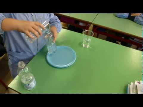 Evaporazione in contenitori diversi