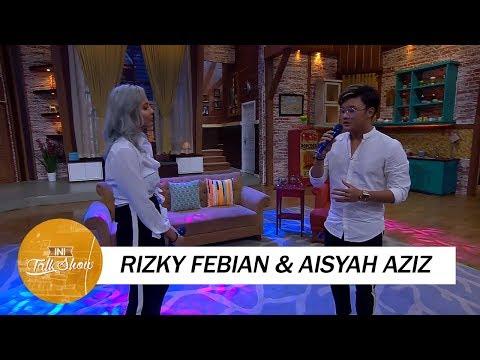 Rizky Febian & Aisyah Aziz - Indah Pada Waktunya (Special Performance)