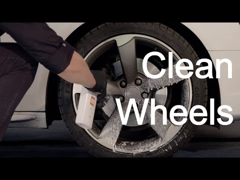 Autoglym Clean wheels 500 ml - film på YouTube