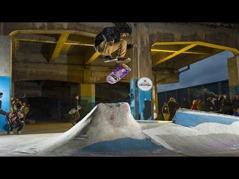 Midwest Skateboarding Road Trip - Red Bull Interskate